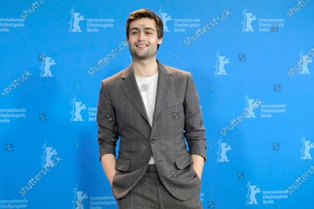 Douglas Booth poses during the 'My Salinger Year' photocall during the 70th annual Berlin International Film Festival (Berlinale), in Berlin, Germany, 20 February 2020. The movie is presented in the Berlinale Special section at the Berlinale that runs from 20 February to 01 March 2020.