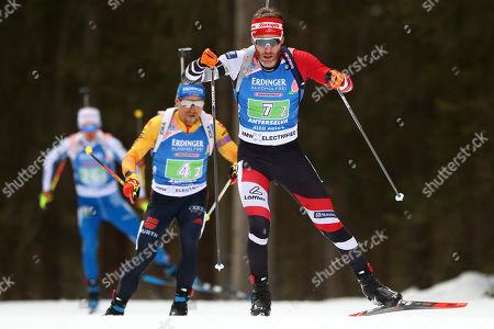Editorial image of Biathlon World Championships, Antholz, Italy - 20 Feb 2020