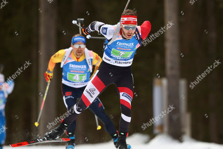 Editorial picture of Biathlon World Championships, Antholz, Italy - 20 Feb 2020