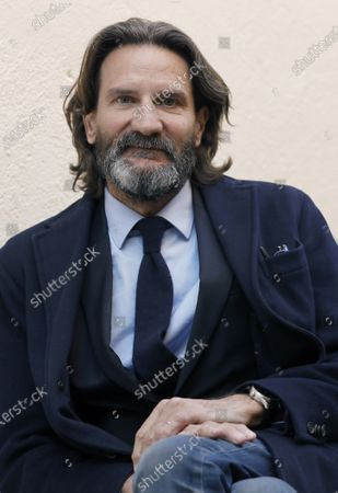 Editorial picture of Frederic Beigbeder presents new novel in Barcelona, Spain - 20 Feb 2020