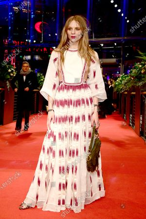 Lilith Stangenberg arrives for the Opening Ceremony of the 70th annual Berlin International Film Festival (Berlinale), in Berlin, Germany, 20 February 2020. The Berlinale runs from 20 February to 01 March 2020.