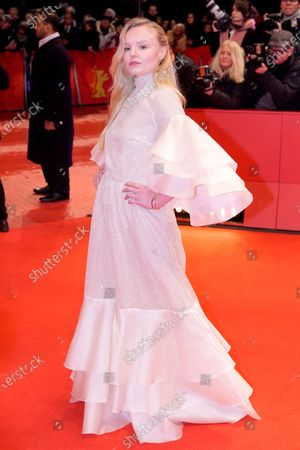 Stock Photo of Maria Dragus arrives for the Opening Ceremony of the 70th annual Berlin International Film Festival (Berlinale), in Berlin, Germany, 20 February 2020. The Berlinale runs from 20 February to 01 March 2020.