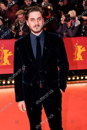 Jury member Luca Marinelli arrives for the Opening Ceremony of the 70th annual Berlin International Film Festival (Berlinale), in Berlin, Germany, 20 February 2020. The Berlinale runs from 20 February to 01 March 2020.