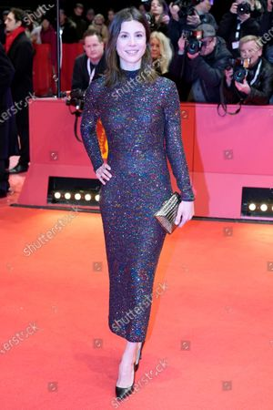 Aylin Tezel arrives for the Opening Ceremony of the 70th annual Berlin International Film Festival (Berlinale), in Berlin, Germany, 20 February 2020. The Berlinale runs from 20 February to 01 March 2020.