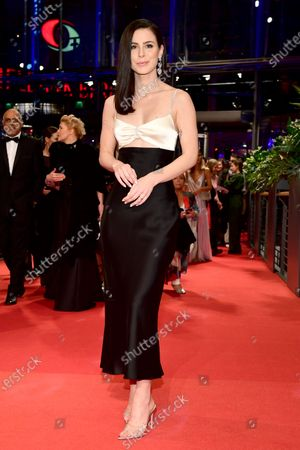 Lena Meyer-Landrut arrives for the Opening Ceremony of the 70th annual Berlin International Film Festival (Berlinale), in Berlin, Germany, 20 February 2020. The Berlinale runs from 20 February to 01 March 2020.