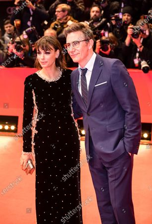 International Jury member Berenice Bejo and Michel Hazanavicius arrive for the Opening Ceremony of the 70th annual Berlin International Film Festival (Berlinale), in Berlin, Germany, 20 February 2020. The Berlinale runs from 20 February to 01 March 2020.