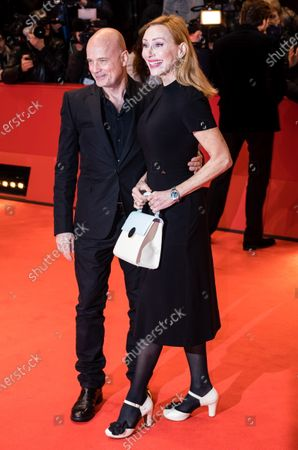 Andrea Sawatzki (R) and Christian Berkel arrive for the Opening Ceremony of the 70th annual Berlin International Film Festival (Berlinale), in Berlin, Germany, 20 February 2020. The Berlinale runs from 20 February to 01 March 2020.