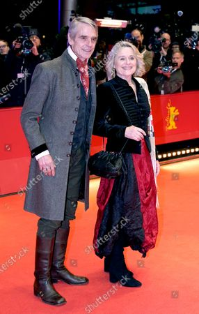 International Jury president Jeremy Irons (L) and his wife Sinead Cusack arrive for the Opening Ceremony of the 70th annual Berlin International Film Festival (Berlinale), in Berlin, Germany, 20 February 2020. The Berlinale runs from 20 February to 01 March 2020.