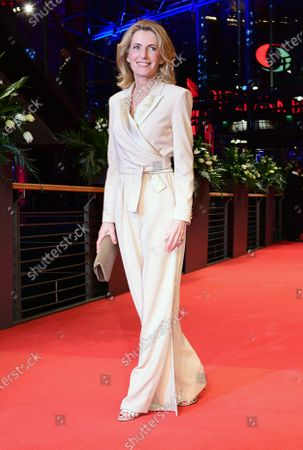 Stock Photo of Maria Furtwaengler arrives for the Opening Ceremony of the 70th annual Berlin International Film Festival (Berlinale), in Berlin, Germany, 20 February 2020. The Berlinale runs from 20 February to 01 March 2020.