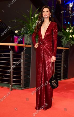 Dr. Felicitas Rombold arrives for the Opening Ceremony of the 70th annual Berlin International Film Festival (Berlinale), in Berlin, Germany, 20 February 2020. The Berlinale runs from 20 February to 01 March 2020.