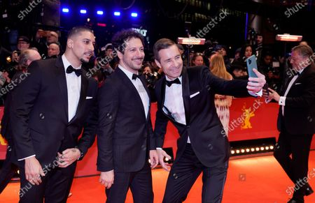 Editorial photo of Opening Ceremony - 70th Berlin Film Festival, Germany - 20 Feb 2020