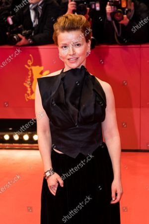 Stock Picture of Karoline Schuch arrives for the Opening Ceremony of the 70th annual Berlin International Film Festival (Berlinale), in Berlin, Germany, 20 February 2020. The Berlinale runs from 20 February to 01 March 2020.