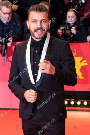 Stock Photo of Edin Hasanovic arrives for the Opening Ceremony of the 70th annual Berlin International Film Festival (Berlinale), in Berlin, Germany, 20 February 2020. The Berlinale runs from 20 February to 01 March 2020.