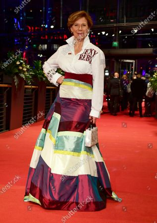 Stock Picture of Marion Kracht arrives for the Opening Ceremony of the 70th annual Berlin International Film Festival (Berlinale), in Berlin, Germany, 20 February 2020. The Berlinale runs from 20 February to 01 March 2020.