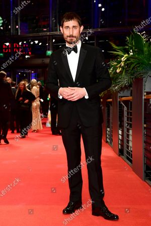 Clemens Schick arrives for the Opening Ceremony of the 70th annual Berlin International Film Festival (Berlinale), in Berlin, Germany, 20 February 2020. The Berlinale runs from 20 February to 01 March 2020.