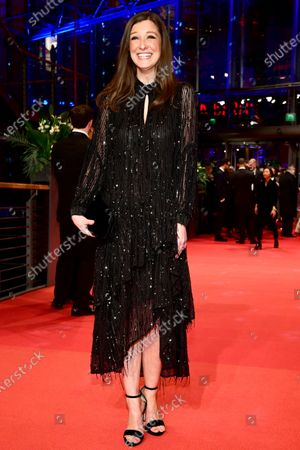 Alexandra Maria Lara arrives for the Opening Ceremony of the 70th annual Berlin International Film Festival (Berlinale), in Berlin, Germany, 20 February 2020. The Berlinale runs from 20 February to 01 March 2020.