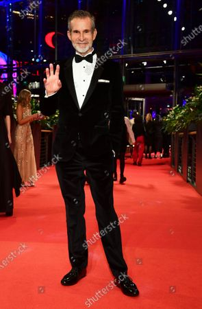 Stock Photo of Ulrich Matthes arrives for the Opening Ceremony of the 70th annual Berlin International Film Festival (Berlinale), in Berlin, Germany, 20 February 2020. The Berlinale runs from 20 February to 01 March 2020.