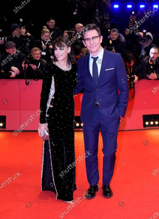 International Jury member Berenice Bejo (L) and Michel Hazanavicius arrive for the Opening Ceremony of the 70th annual Berlin International Film Festival (Berlinale), in Berlin, Germany, 20 February 2020. The Berlinale runs from 20 February to 01 March 2020.