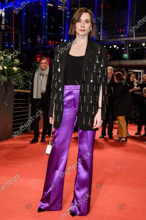 Christiane Paul arrives for the Opening Ceremony of the 70th annual Berlin International Film Festival (Berlinale), in Berlin, Germany, 20 February 2020. The Berlinale runs from 20 February to 01 March 2020.