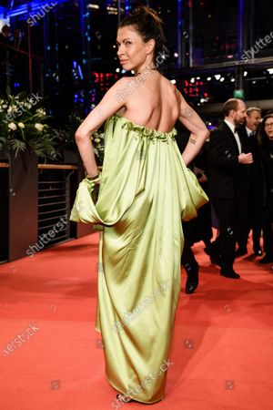 Jana Pallaske arrives for the Opening Ceremony of the 70th annual Berlin International Film Festival (Berlinale), in Berlin, Germany, 20 February 2020. The Berlinale runs from 20 February to 01 March 2020.