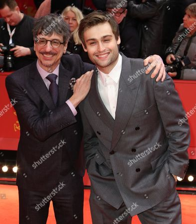 Stock Image of Philippe Falardeau and Douglas Booth