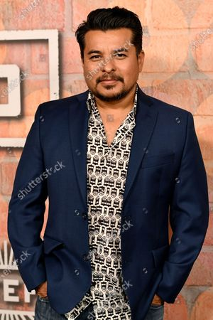 Stock Photo of Jacob Vargas