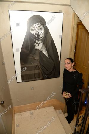 Editorial picture of Shirin Neshat's 'Land Of Dreams' private view, Goodman Gallery, London, UK - 20 Feb 2020