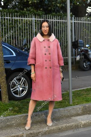Stock Image of Eva Chen