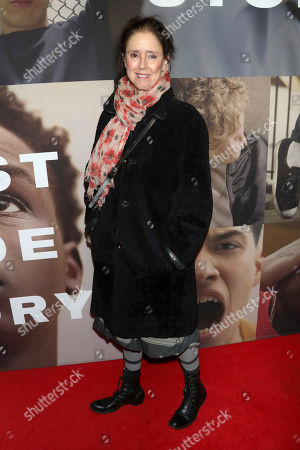 """Julie Taymor attends the Broadway opening night of """"West Side Story"""" at The Broadway Theatre, in New York"""