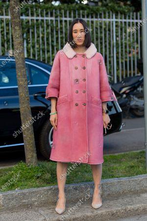 Stock Photo of Eva Chen
