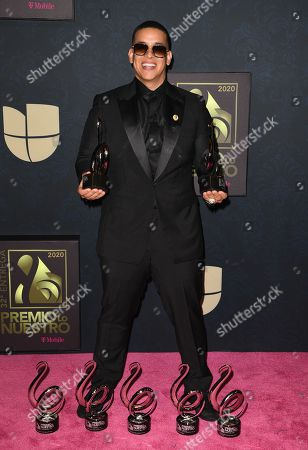 Stock Image of Daddy Yankee