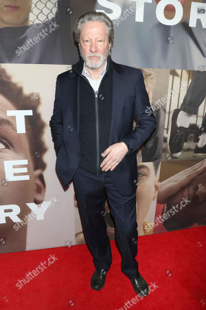 """Stock Photo of Chris Cooper attends the Broadway opening night of """"West Side Story"""" at The Broadway Theatre, in New York"""