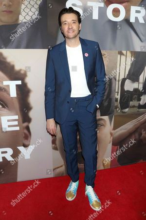 """Stock Photo of Jason Butler Harner attends the Broadway opening night of """"West Side Story"""" at The Broadway Theatre, in New York"""