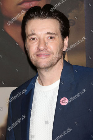 """Jason Butler Harner attends the Broadway opening night of """"West Side Story"""" at The Broadway Theatre, in New York"""