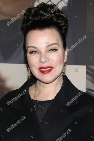 "Stock Picture of Debi Mazar attends the Broadway opening night of ""West Side Story"" at The Broadway Theatre, in New York"