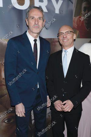 Ivo van Hove and Jan Versweyveld
