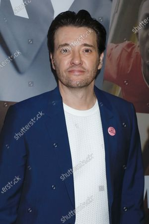 Editorial image of 'West Side Story' musical opening night, Arrivals, Broadway Theatre, New York, USA - 20 Feb 2020