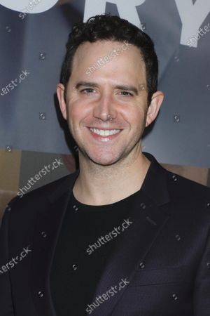 Editorial photo of 'West Side Story' musical opening night, Arrivals, Broadway Theatre, New York, USA - 20 Feb 2020