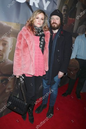 Libby Winters and John Gallagher Jr.