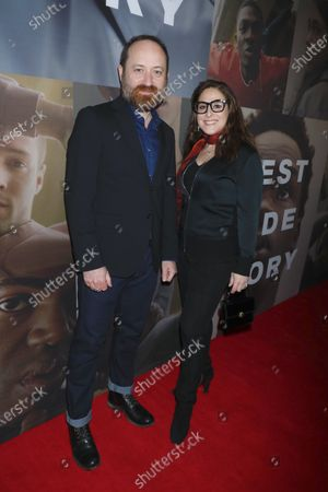 Leon Rothenberg and Sarna Lapine