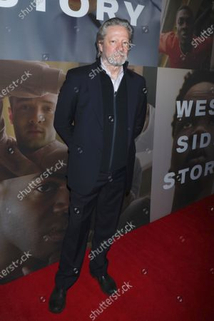 Editorial picture of 'West Side Story' musical opening night, Arrivals, Broadway Theatre, New York, USA - 20 Feb 2020