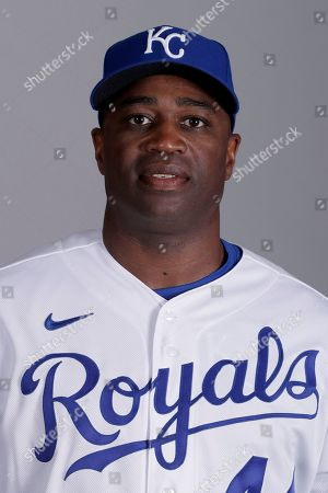 This is a 2020 photo of Terry Bradshaw of the Kansas City Royals baseball team. This image reflects the Kansas City Royals active roster as of, when this image was taken