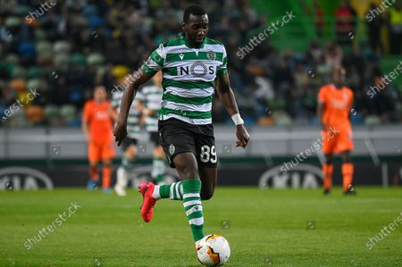Yannick Bolasie of Sporting Lisbon