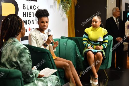 Gia Peppers, Marley Dias and Phoebe Robinson