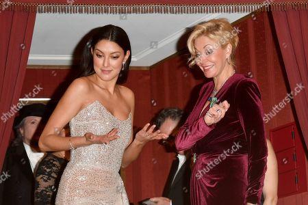 Editorial photo of 64th Vienna Opera Ball opening night, Austria - 20 Feb 2020