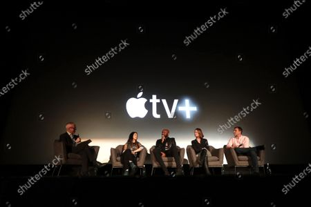 "Editorial image of Apple's ""Visible: Out on Television"" Screening, The Castro Theater, San Francisco, CA, USA - 20 Feb 2020"