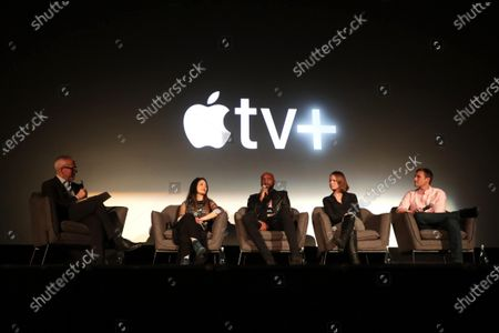 "Editorial photo of Apple's ""Visible: Out on Television"" Screening, The Castro Theater, San Francisco, CA, USA - 20 Feb 2020"