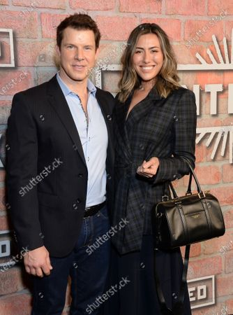 Editorial image of 'Gente-fied: The Digital Series' TV show premiere, Arrivals, Plaza de la Raza Gallery, Los Angeles, USA - 20 Feb 2020