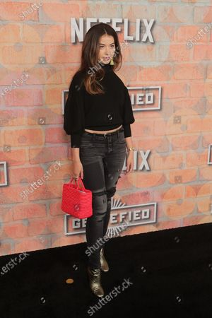 Editorial image of Premiere of Netflix series Gentified, in Los Angeles, USA - 20 Feb 2020