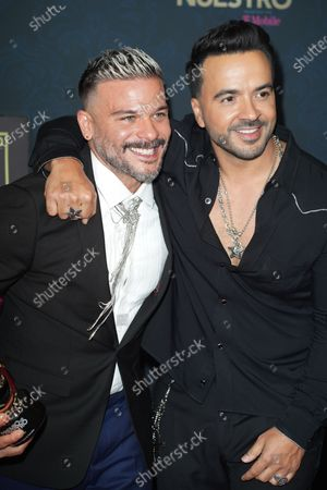 Pedro Capo and Luis Fonsi